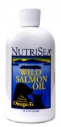 Salmon Oil 16 oz.-darker version
